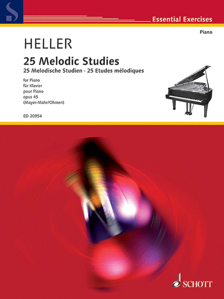 25 Melodic Studies, Op. 45