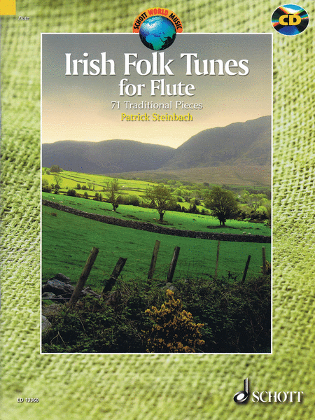 Irish Folk Tunes for Flute