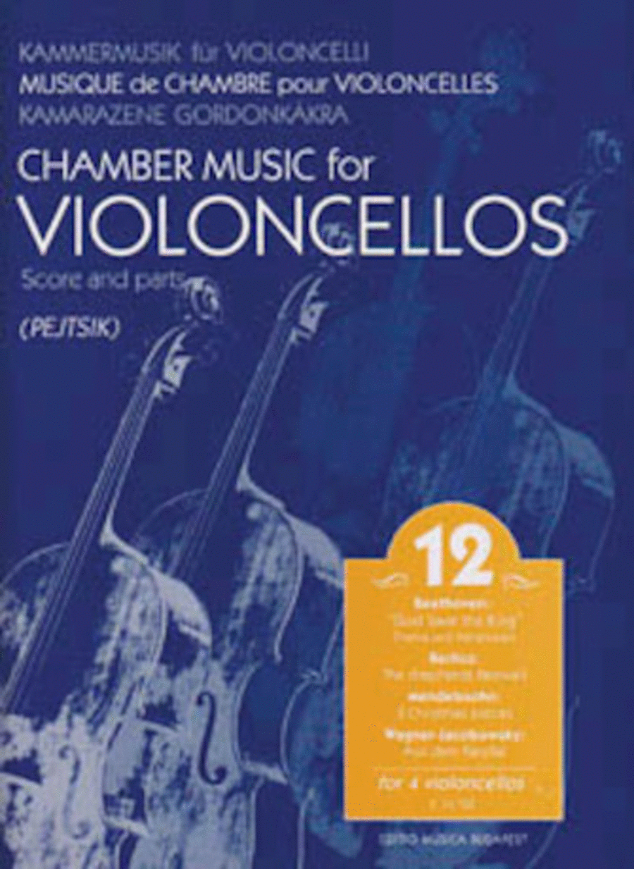 Chamber Music for Violoncellos, Vol. 12
