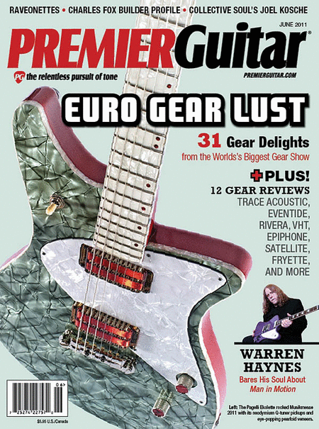 Premier Guitar Magazine - June 2011