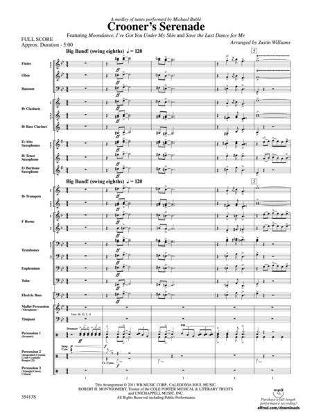 Crooner's Serenade