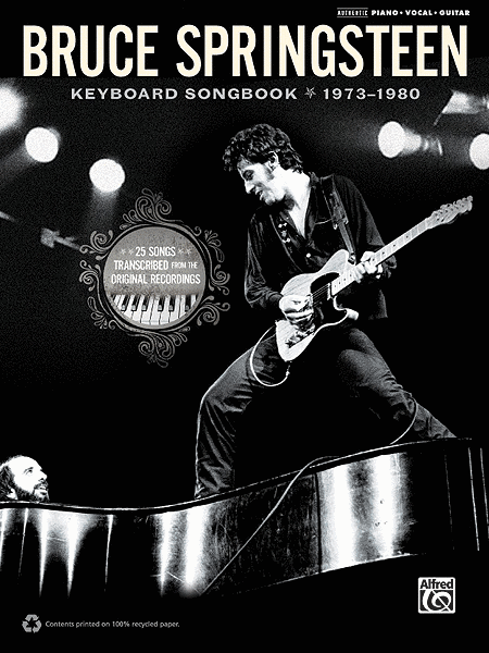 Bruce Springsteen -- Keyboard Songbook 1973-1980