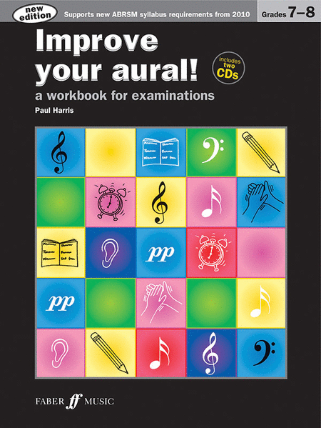 Improve Your Aural! Grade 7-8