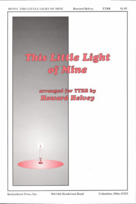 This Little Light of Mine (TTBB)