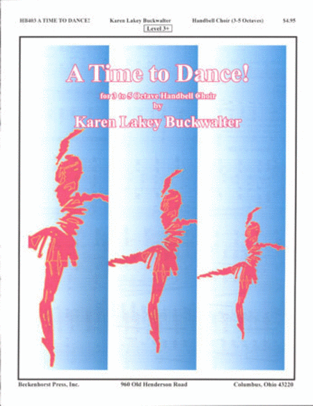 A Time to Dance!