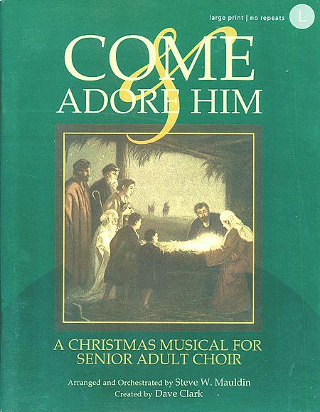 Come and Adore Him (Book)