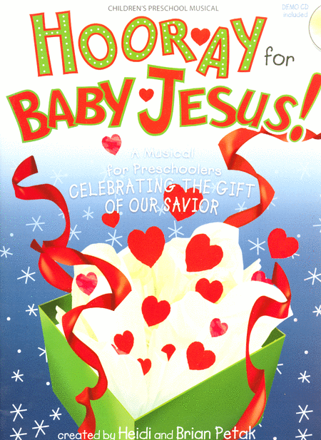 Hooray for Baby Jesus! (Book & Demo CD)