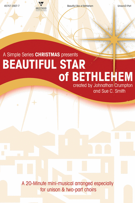 Beautiful Star Of Bethlehem (CD Preview Pack)