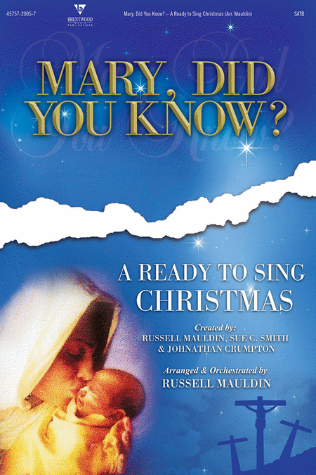 Mary Did You Know? (DVD Accompaniment Track)