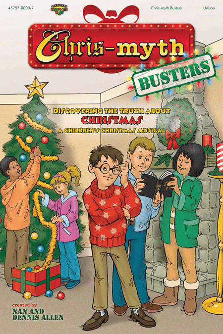 Chris-Myth Busters (Choral Book)