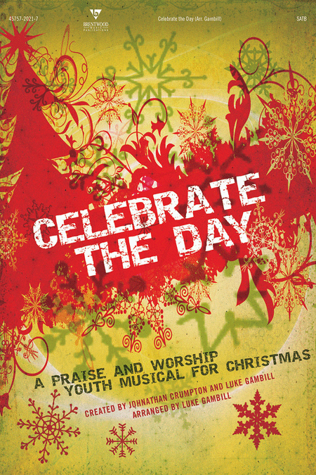 Celebrate The Day (Praise Band Charts CD-ROM)