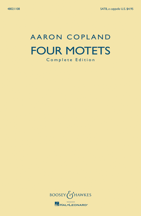 Four Motets