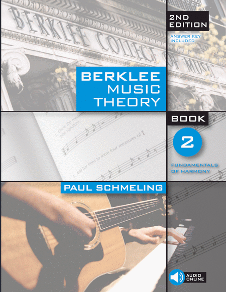 Berklee Music Theory Book 2 - 2nd Edition