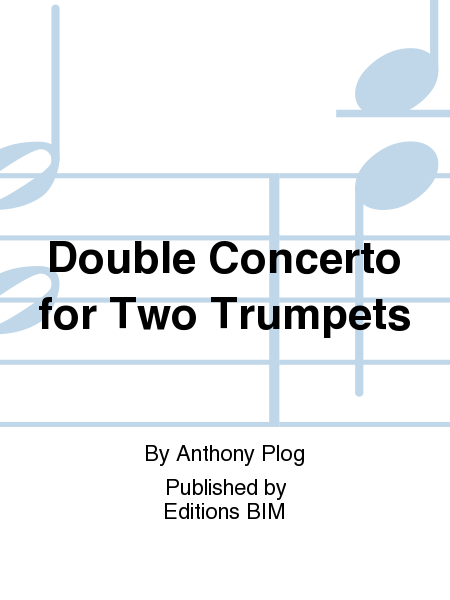 Double Concerto for Two Trumpets