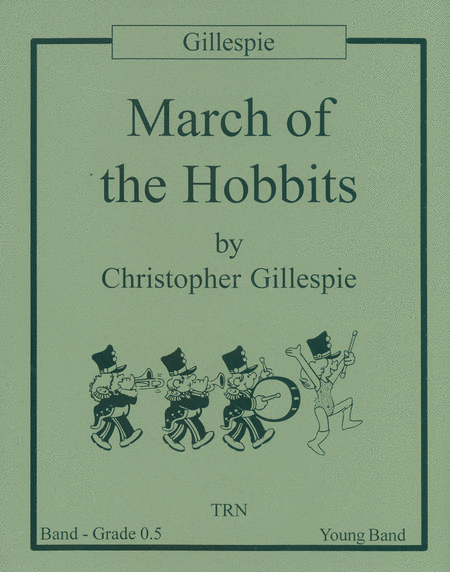 March of the Hobbits