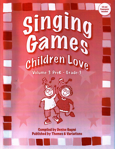 Singing Games Children Love, Volume 3