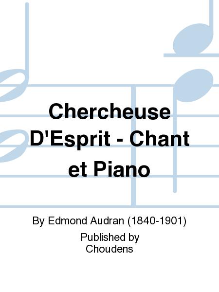 Chercheuse D'Esprit - Chant et Piano