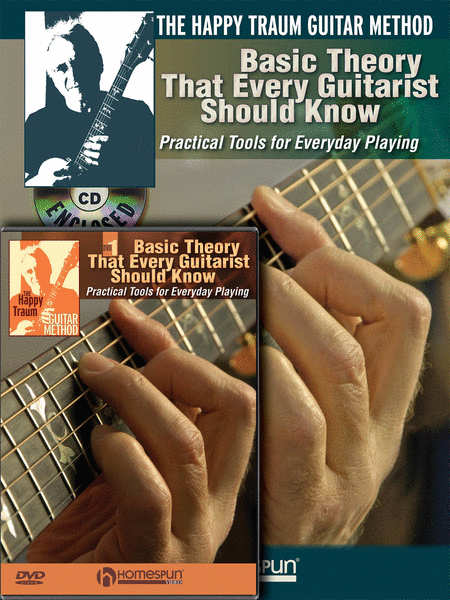 The Happy Traum Guitar Method Basic Theory That Every Guitarist Should Know