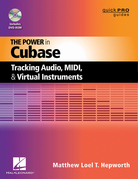 The Power in Cubase