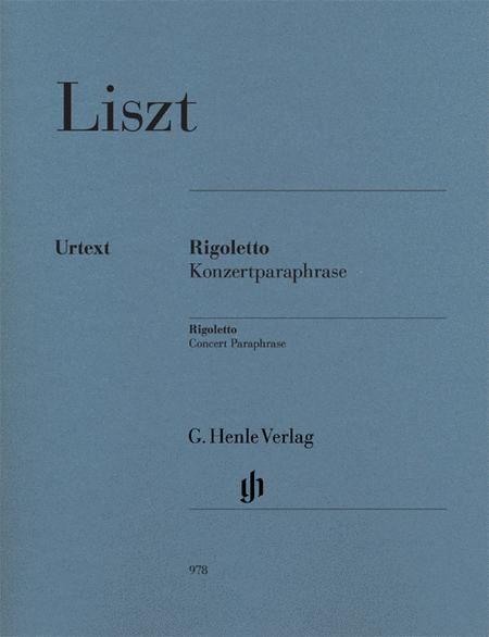 Rigoletto - Concert Paraphrase