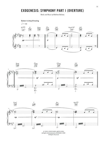 Exogenesis: Symphony Part I (Overture)