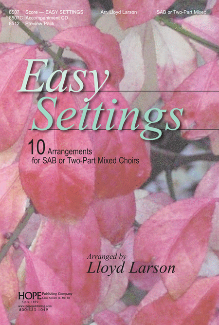 Easy Settings