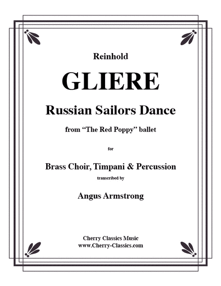 Russian Sailors' Dance Brass Ensemble