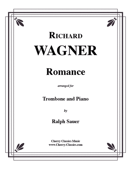 Romance for Trombone & Piano