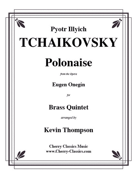Polonaise from Eugen Onegin