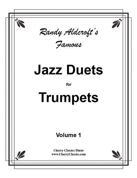 Famous Jazz Duets, v. 1 Trumpet Duet