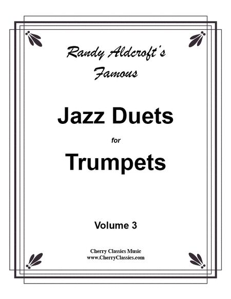 Famous Jazz Duets, v. 3 - Trumpet Duet