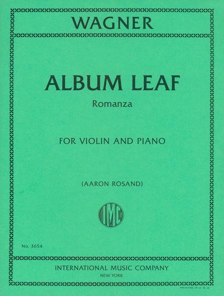 Album Leaf (Romanza)