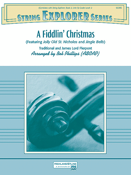 A Fiddlin' Christmas