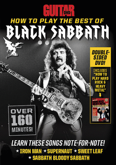 Guitar World -- How to Play the Best of Black Sabbath