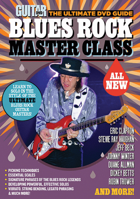 Guitar World -- Blues Rock Master Class