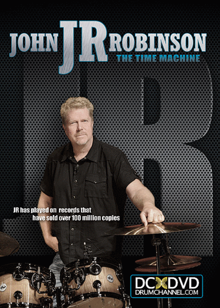 John JR Robinson: The Time Machine