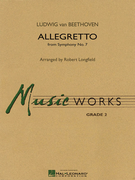 Allegretto (from Symphony No. 7)