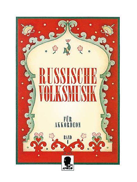 Russische Volksmusik Volume 1 Accordion