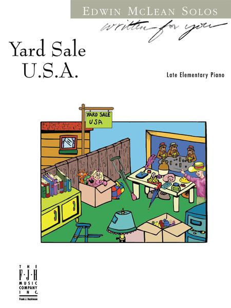 Yard Sale U. S. A.