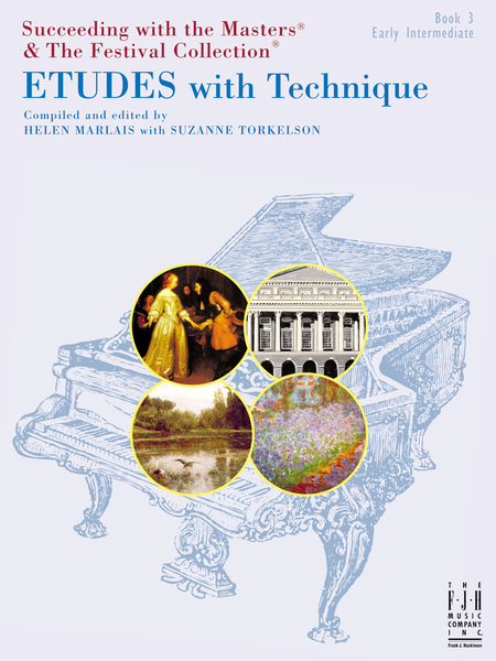 Etudes with Technique, Book 3