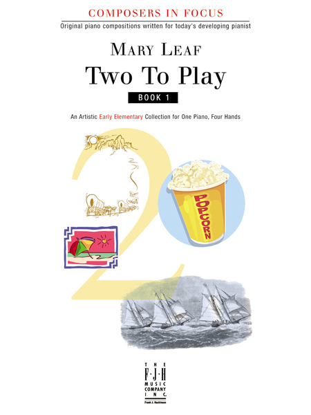 Two To Play Book 1