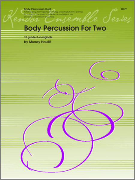 Body Percussion For Two