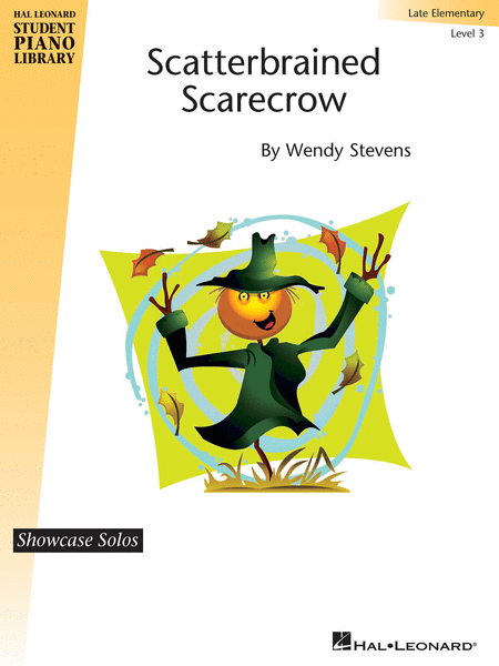 Scatterbrained Scarecrow