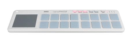nanoPAD2 - White