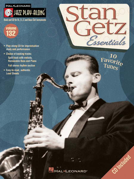 Stan Getz A Stan Getz Sampler An Introduction To The World Of Stan Getz