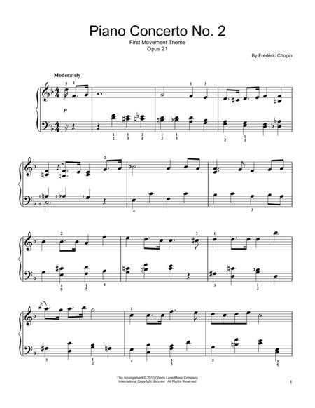 Concerto In F Minor