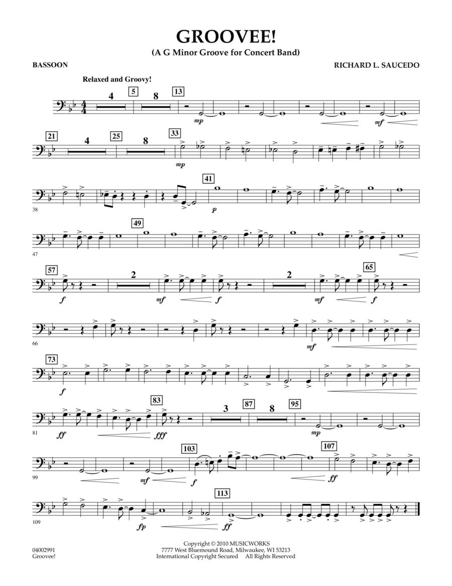 Groovee! - Bassoon