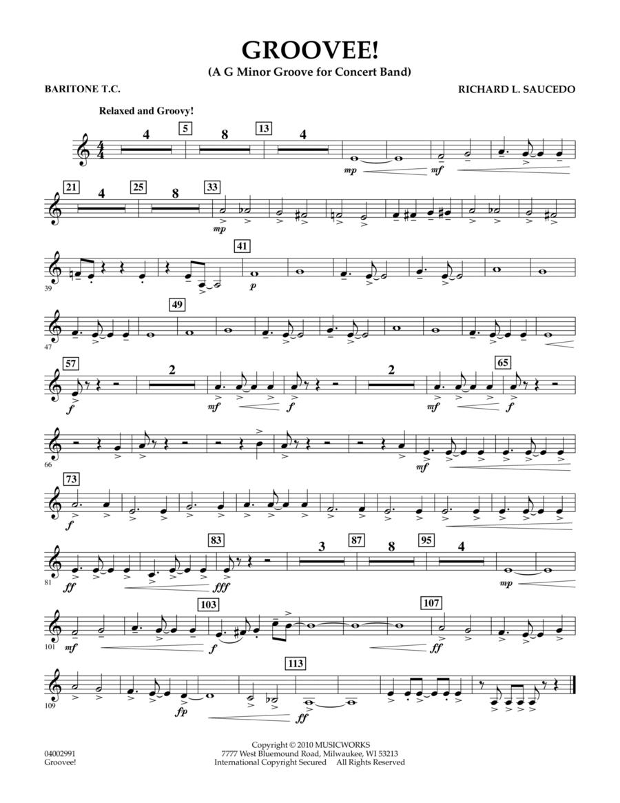 Groovee! - Baritone T.C.