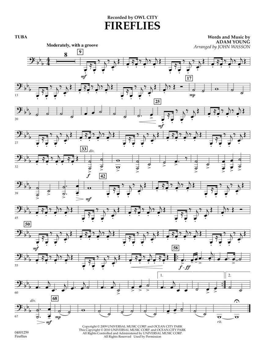 Fireflies - Tuba