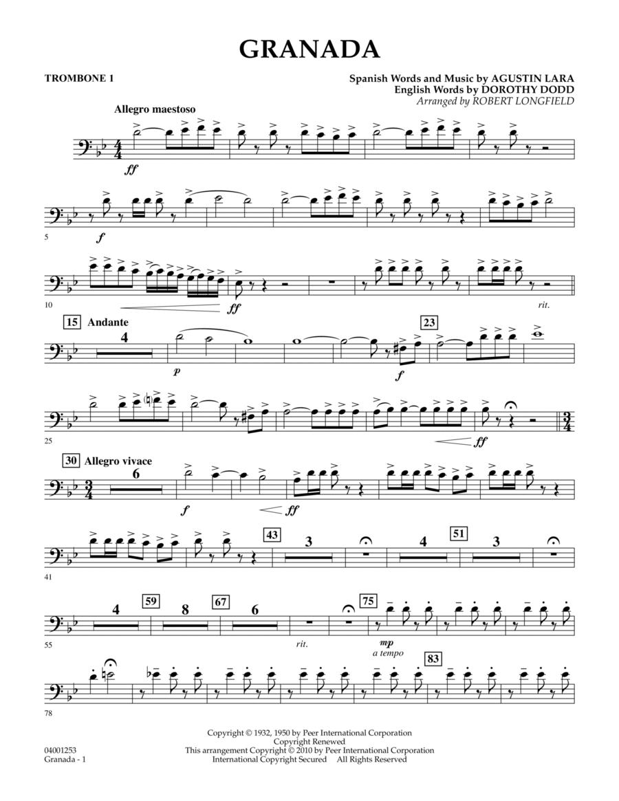 Granada - Trombone 1
